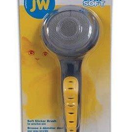 JW JW Cat Slicker Brush Small