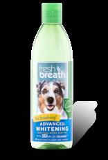 Fresh Breath Oral Dog Advanced Whitening 473ml
