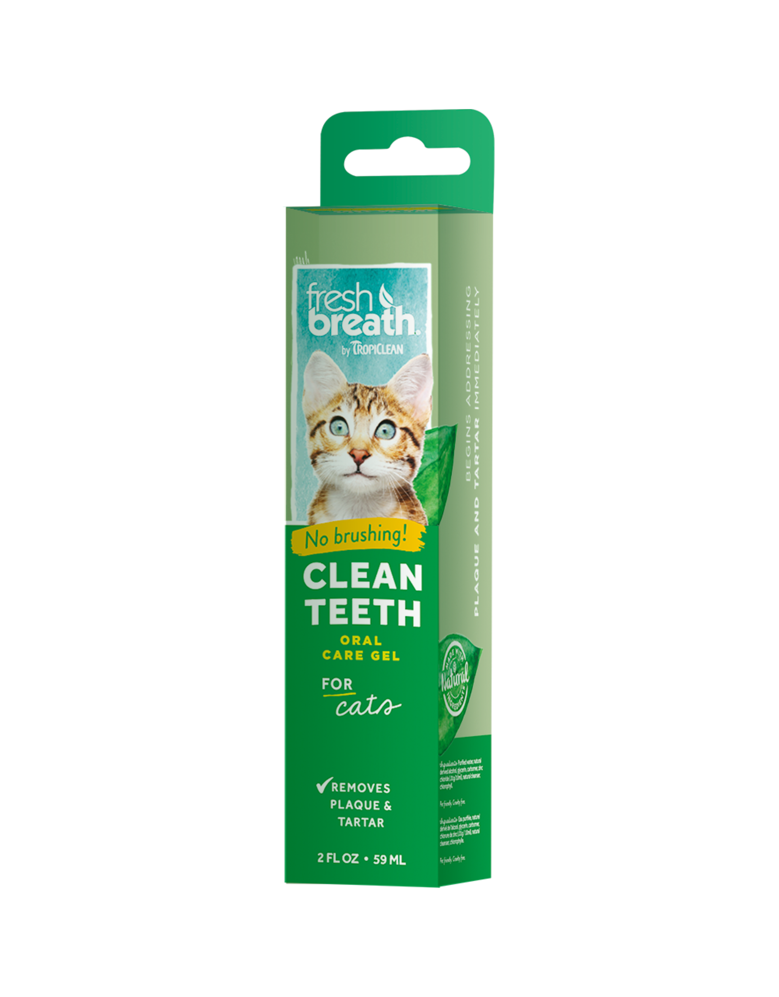 Fresh Breath Cat Oral Gel Cat 2oz