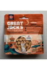 Great Jacks Great Jack's Cat FD Treat Salmon 28g