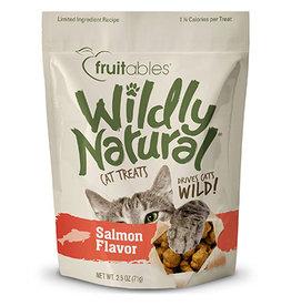 Fruitables Fruitables Wildly Natural Salmon 71g