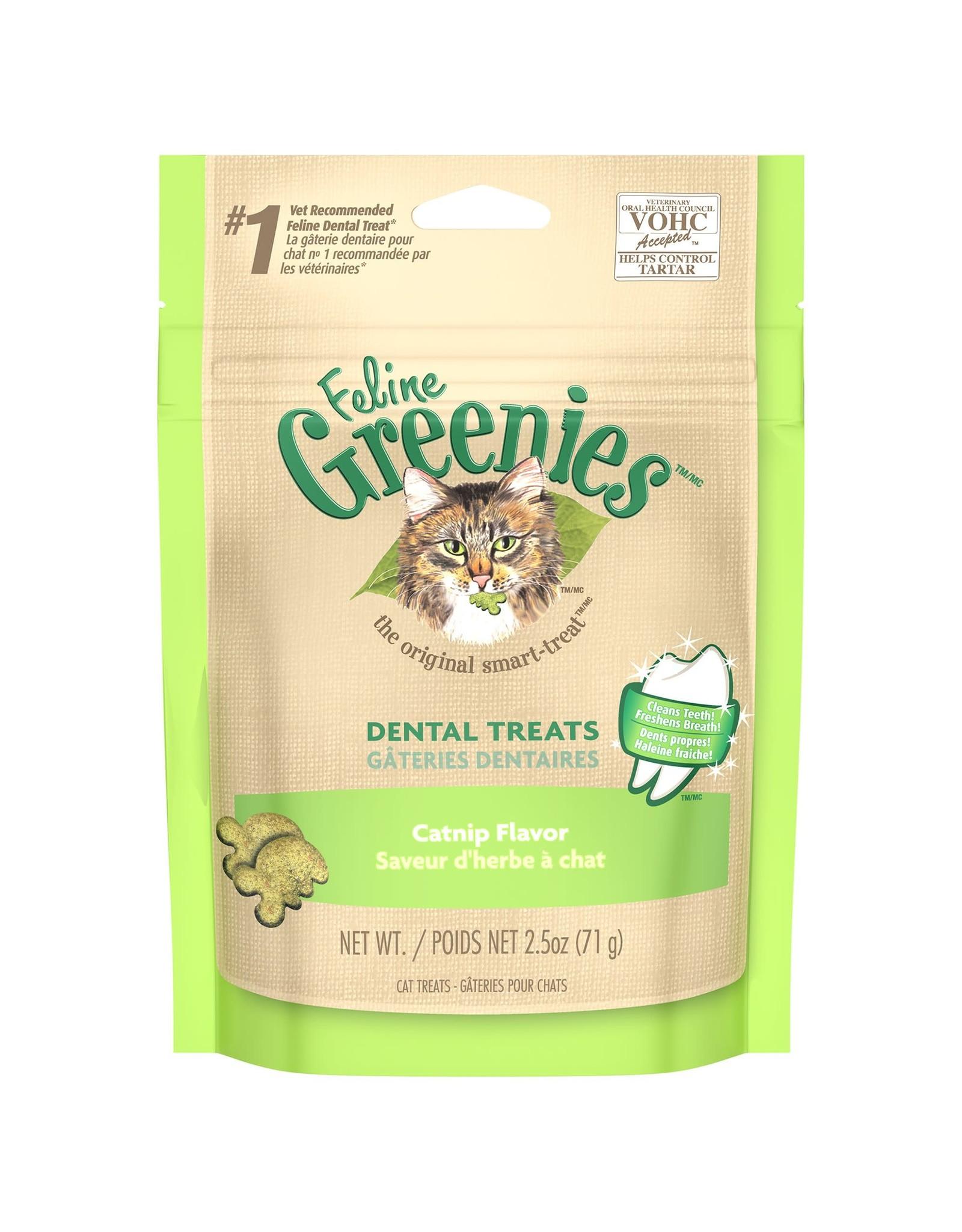 Greenies Greenies Cat Catnip Dental 71g