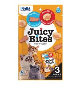Inaba Inaba Juicy Bites Fish/Clam 33.9g