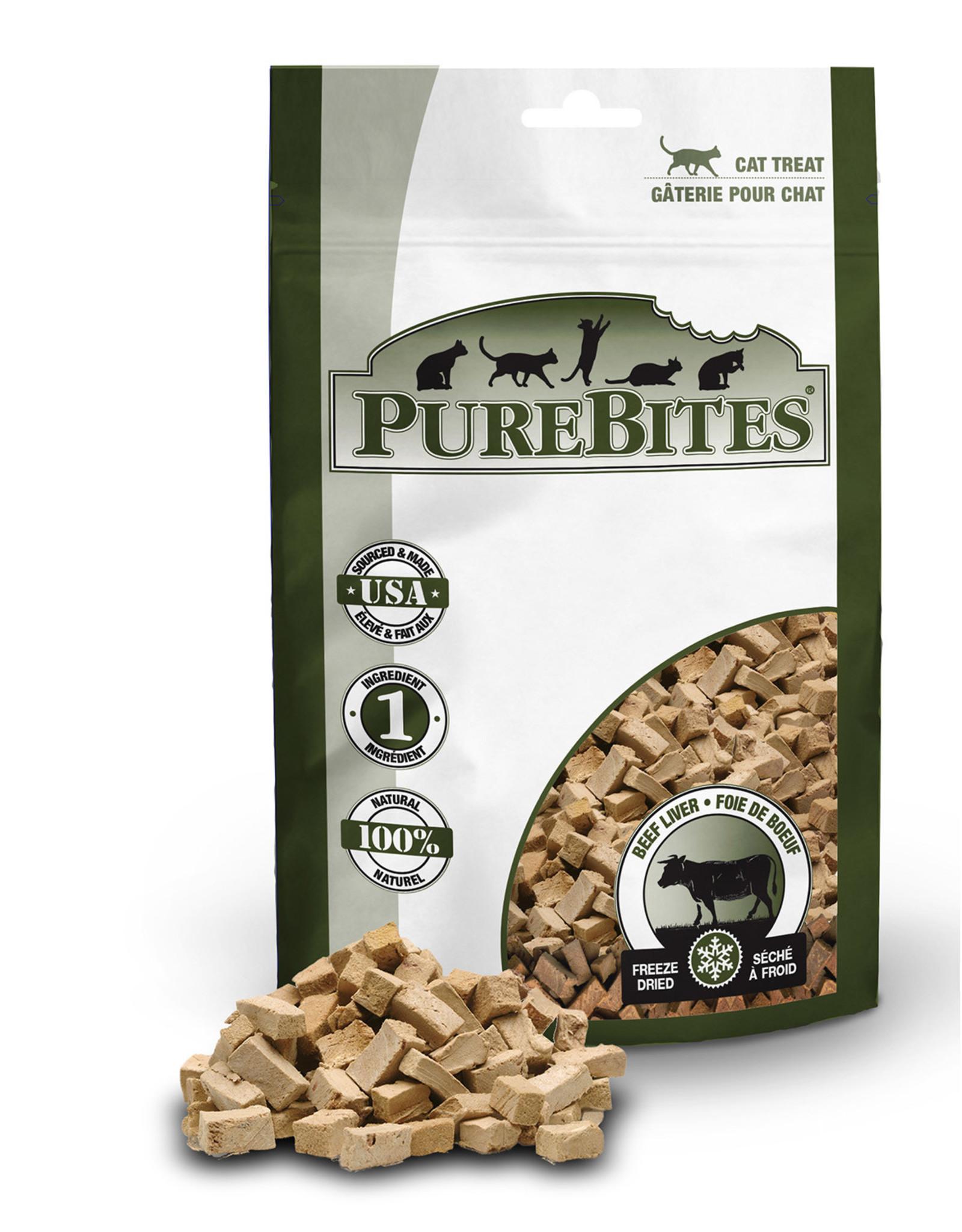 Pure Bites PureBites Cat Beef Liver 44g