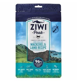 Ziwi Peak ZIWI Mackerel & Lamb Air Dried Cat Food 400 g