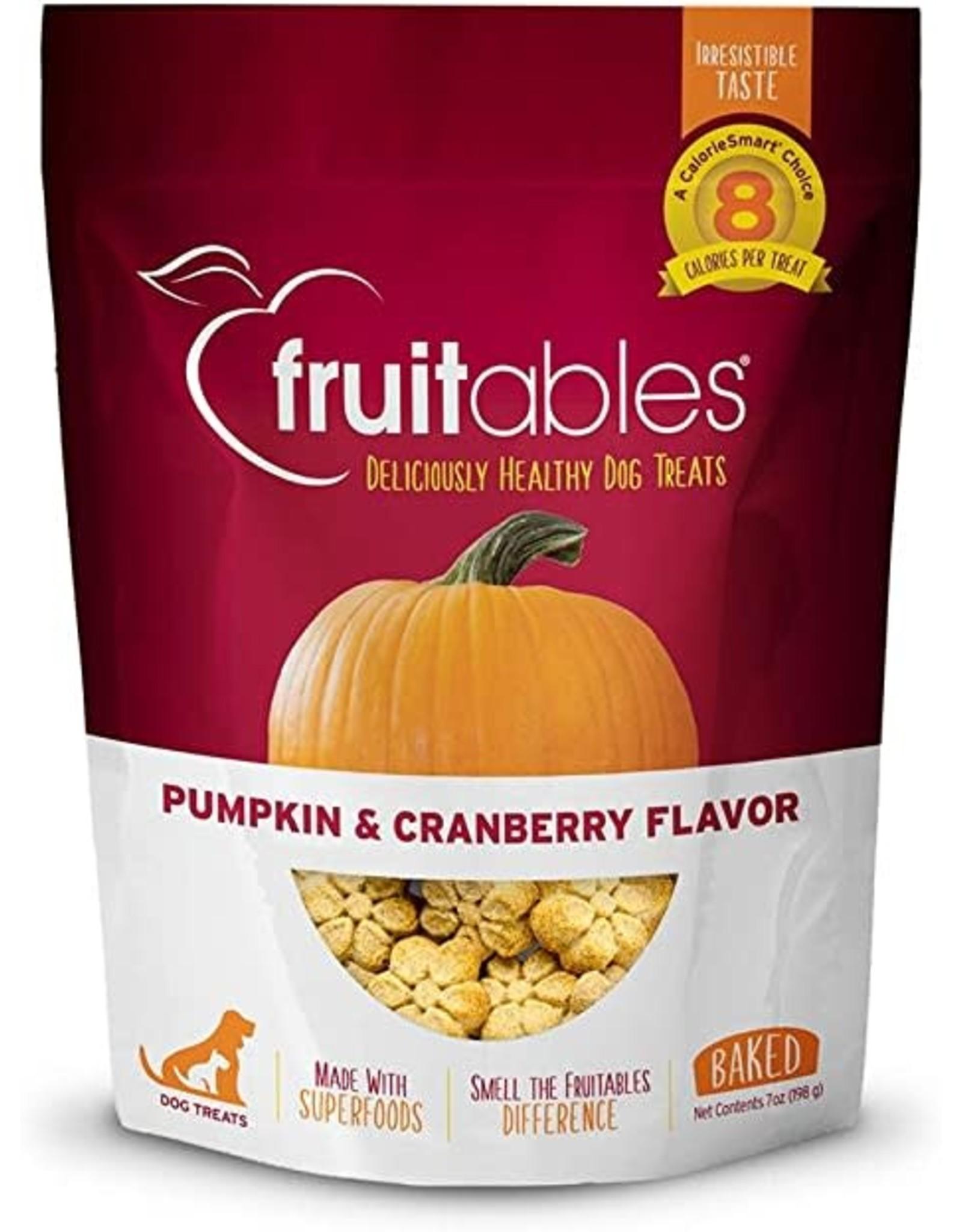 Fruitables Fruitables / Pumpkin & Cranberry 7oz