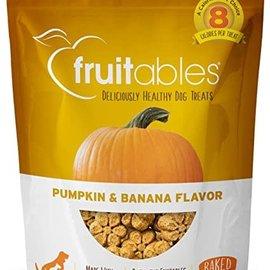 Fruitables Fruitables Dog Treats - Pumpkin & Banana 7oz
