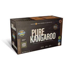 Big Country Raw Big Country Raw - Pure Kangaroo 4lb