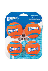 Chuckit! Tennis Ball Med 4pk