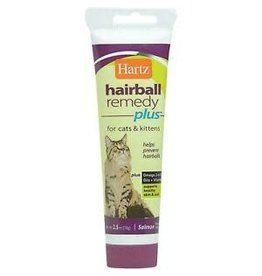 hartz hairball remedy cat plus