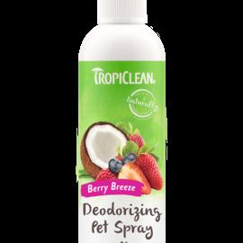Tropiclean TC Deodorizing Spr.Berry 8oz