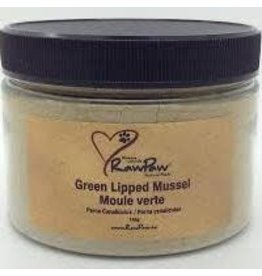 RAWPAW rawpaw green lipped mussel65g