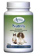 OMEGA AND ALPHA Omega Alpha - Nutrify 300g