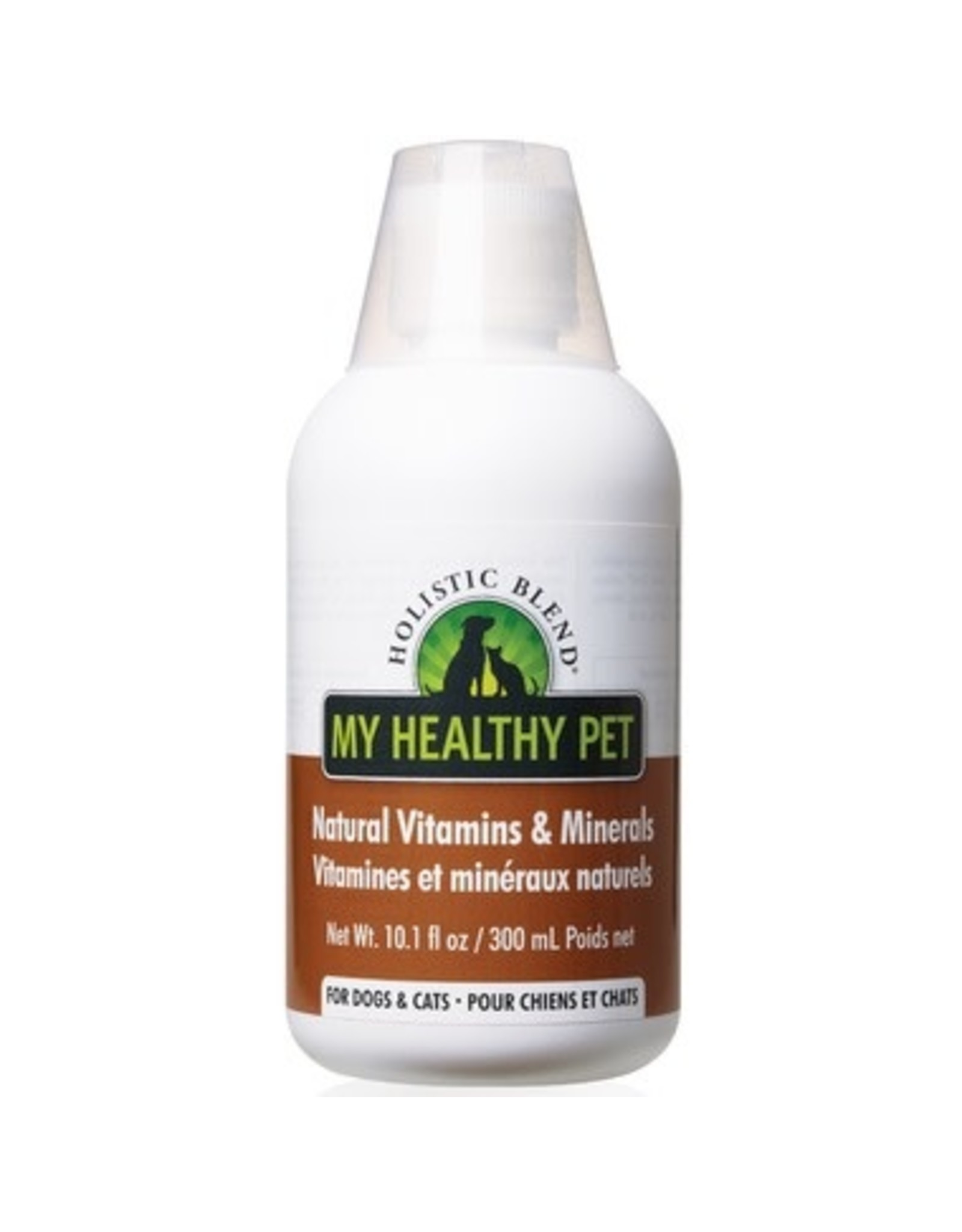 HOLISTIC BLEND My Healthy Pet - Natural Vitamins & Minerals 10.1oz