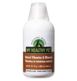 HOLISTIC BLEND my healthy pet natural vitamins minerals 10.1fl oz