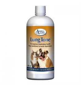 OMEGA AND ALPHA lung tone 500ml