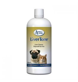 OMEGA AND ALPHA omega alpha liver tone 120ml