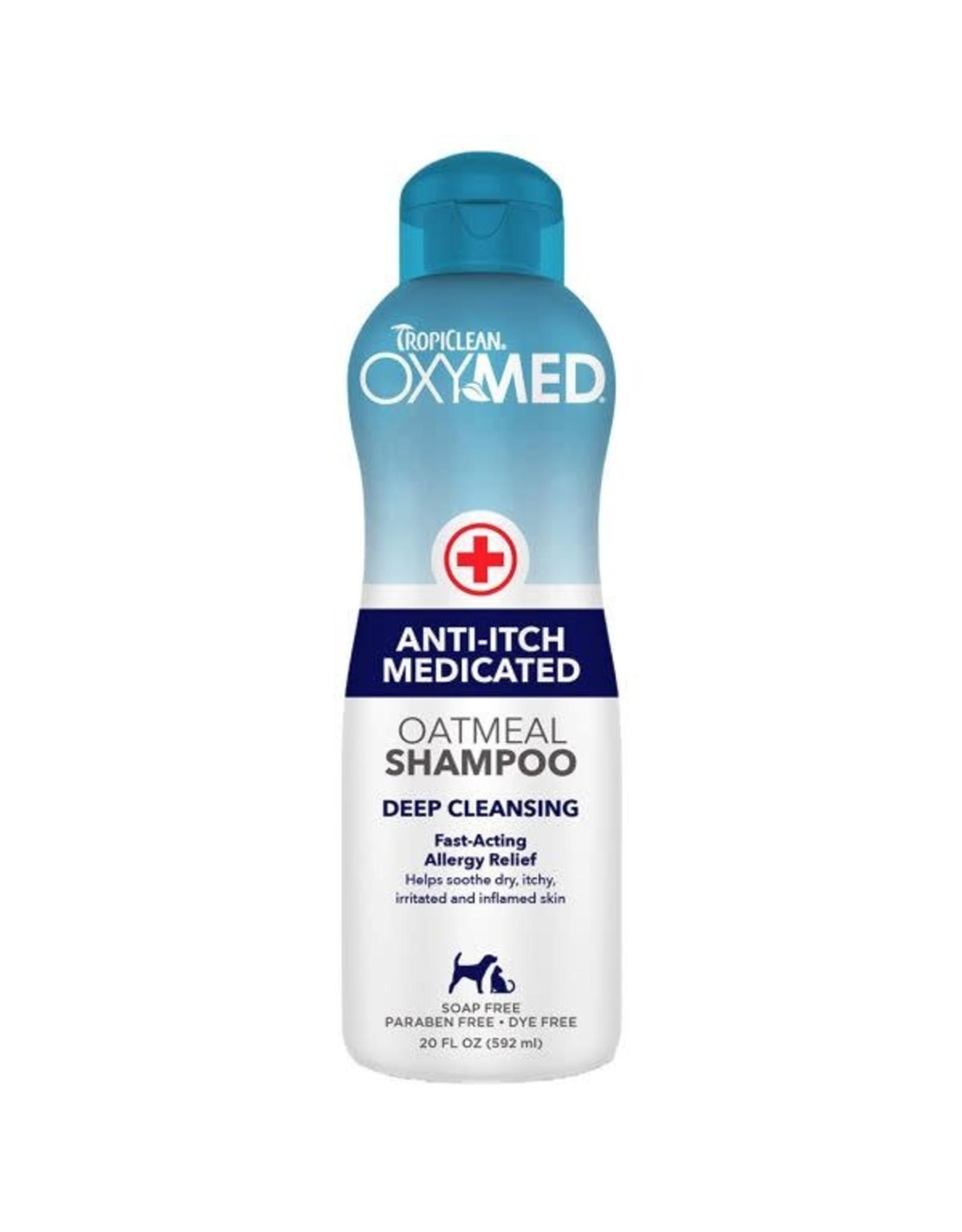 Oxymed Medicated Treatment Shampoo 20oz