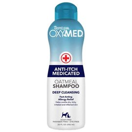 Tropiclean Oxymed Medicated Treatment Shampoo 20oz