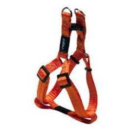 Rogz Rogz Harness Medium Orange