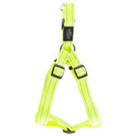 Rogz Rogz Yellow (Dayglow) Harness Large