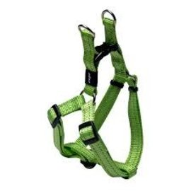 Rogz Rogz Lime Green Harness Medium