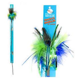 GO CAT Long Peacock Sparkler 36in