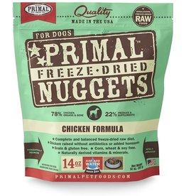 Primal Primal Pet Food Chicken Nuggets - Dog 14oz