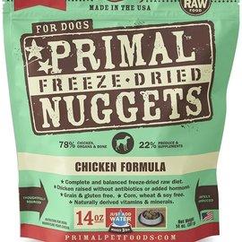 Primal Primal Dog - Freeze Dried Nuggets Chicken 14oz