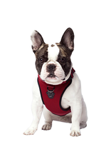 Canada Pooch CANADA Pooch S Red DOG HARNESS