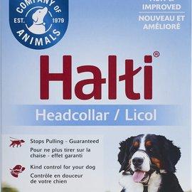 Company of Animals Halti Headcollar Size 4 Black