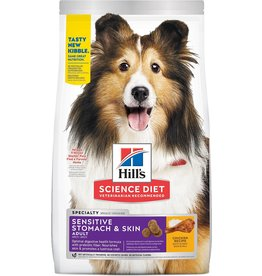 Science Diet Science Diet Dog: Sensitive Stomach/Skin - Adult, 4lb