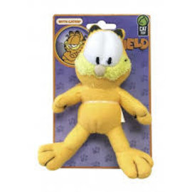 Multipet Products Garfield Cat Toy with Catnip 4.5""