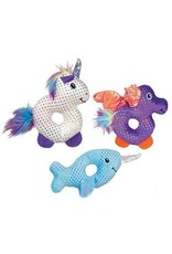 Enchanted Glitter Characters cat toy