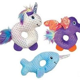 Kong Enchanted Glitter Characters cat toy