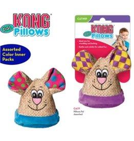 Pillows Pal Asst kong catnip toy