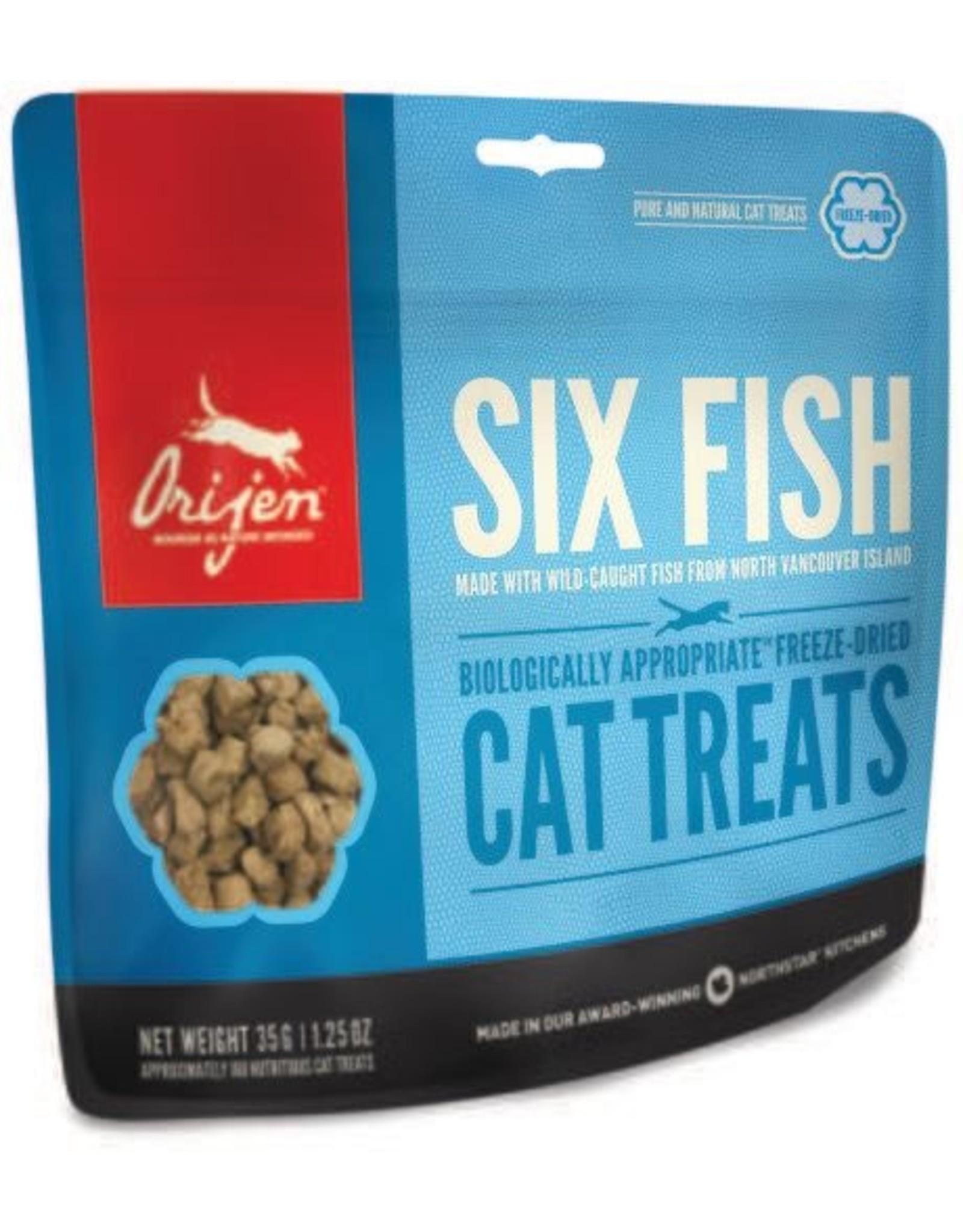 Orijen Orijen Cat FDT Six Fish 35g