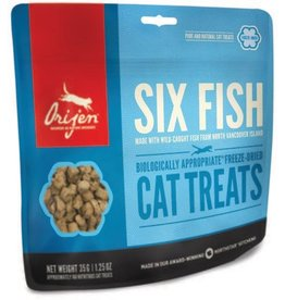 Orijen Orijen Cat FDT Six Fish 35g