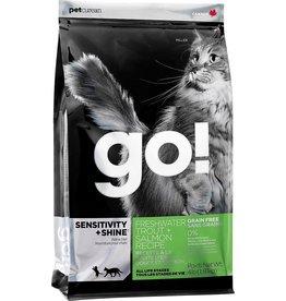 Go! Go! Cat - Skin+Coat Trout/Salmon 4lb