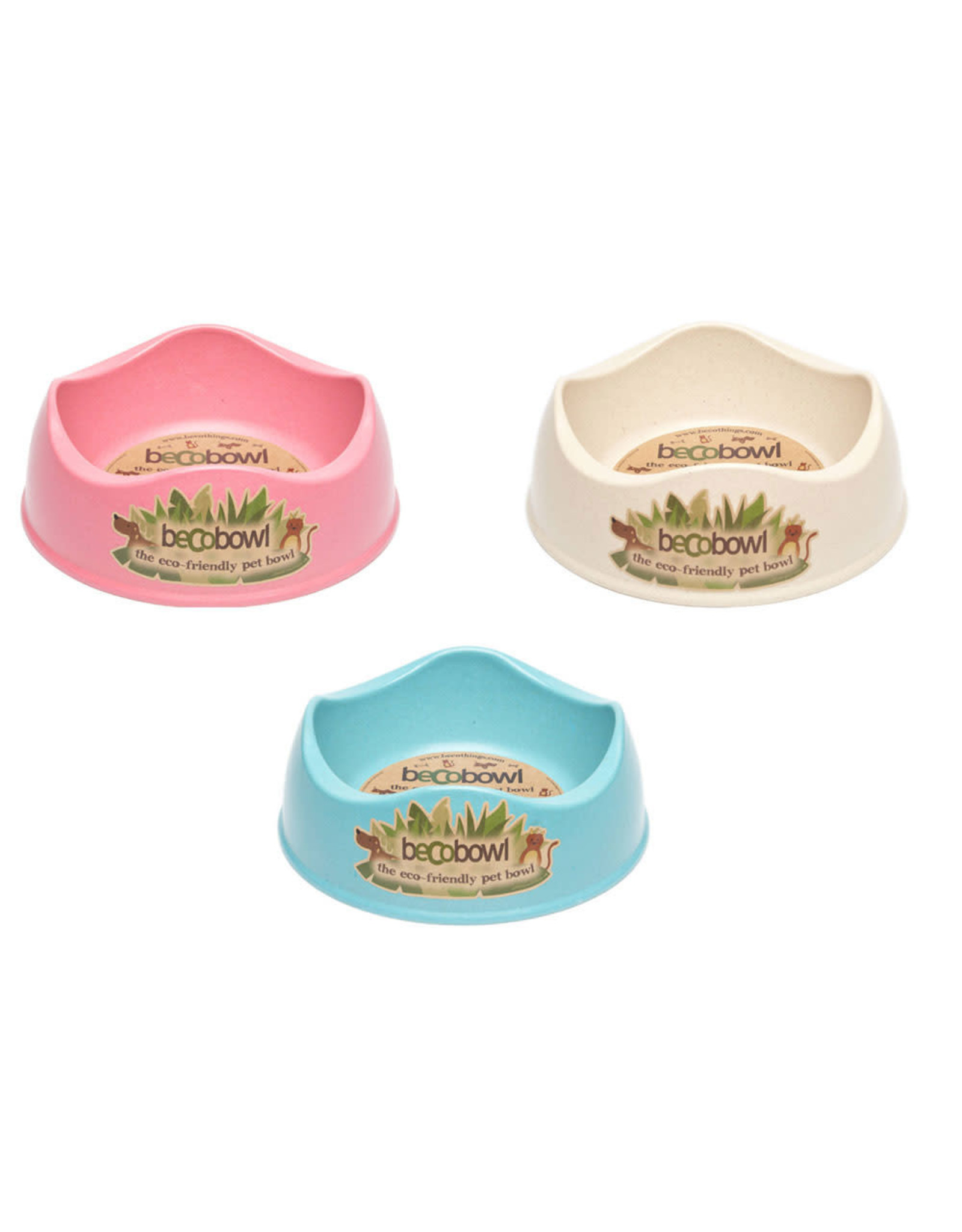 Cat Beco Bowl Pink 0.25L