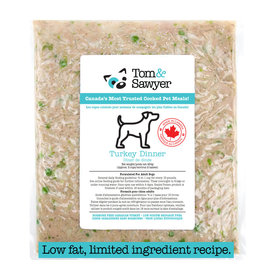 TOM & SAWYER Tom & Sawyer Frozen Dog - Turkey Dinner
