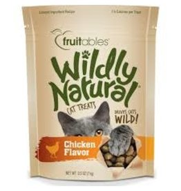 Fruitables Fruitable WILDLY NATURAL Chicken 2.5Z cT