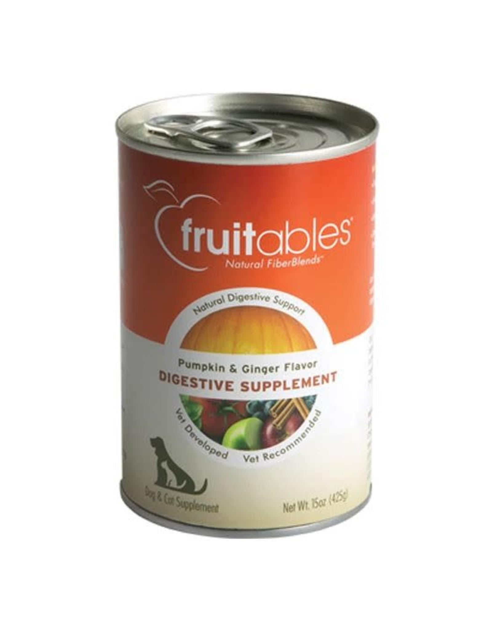 Fruitables Fruitables / Can / 12 x 15oz /  Pumpkin Digestive