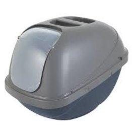 HOODED LITTER PAN LG          6