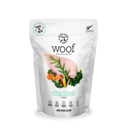 Woof Woof Freed Dried Chicken 1.2kg