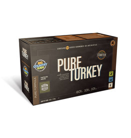 Big Country Raw Big Country Raw - Pure Turkey 4 LB