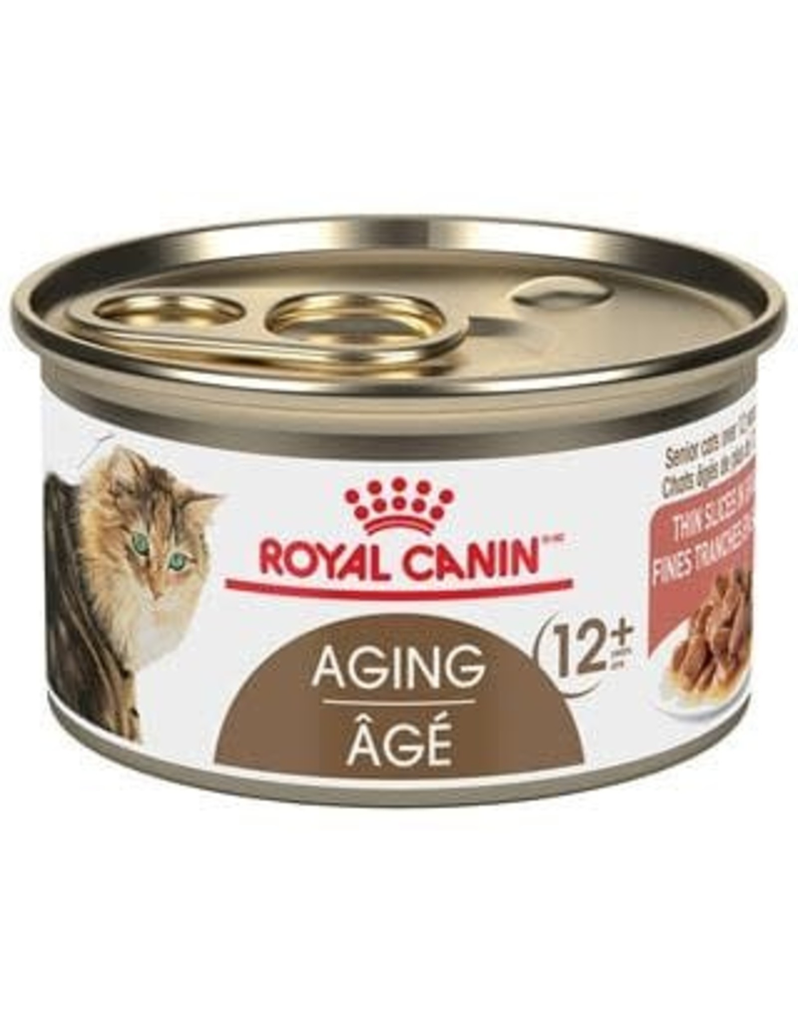 Royal Canin Royal Canin Cat - Aging 12+ Thin slices in gravy 3oz