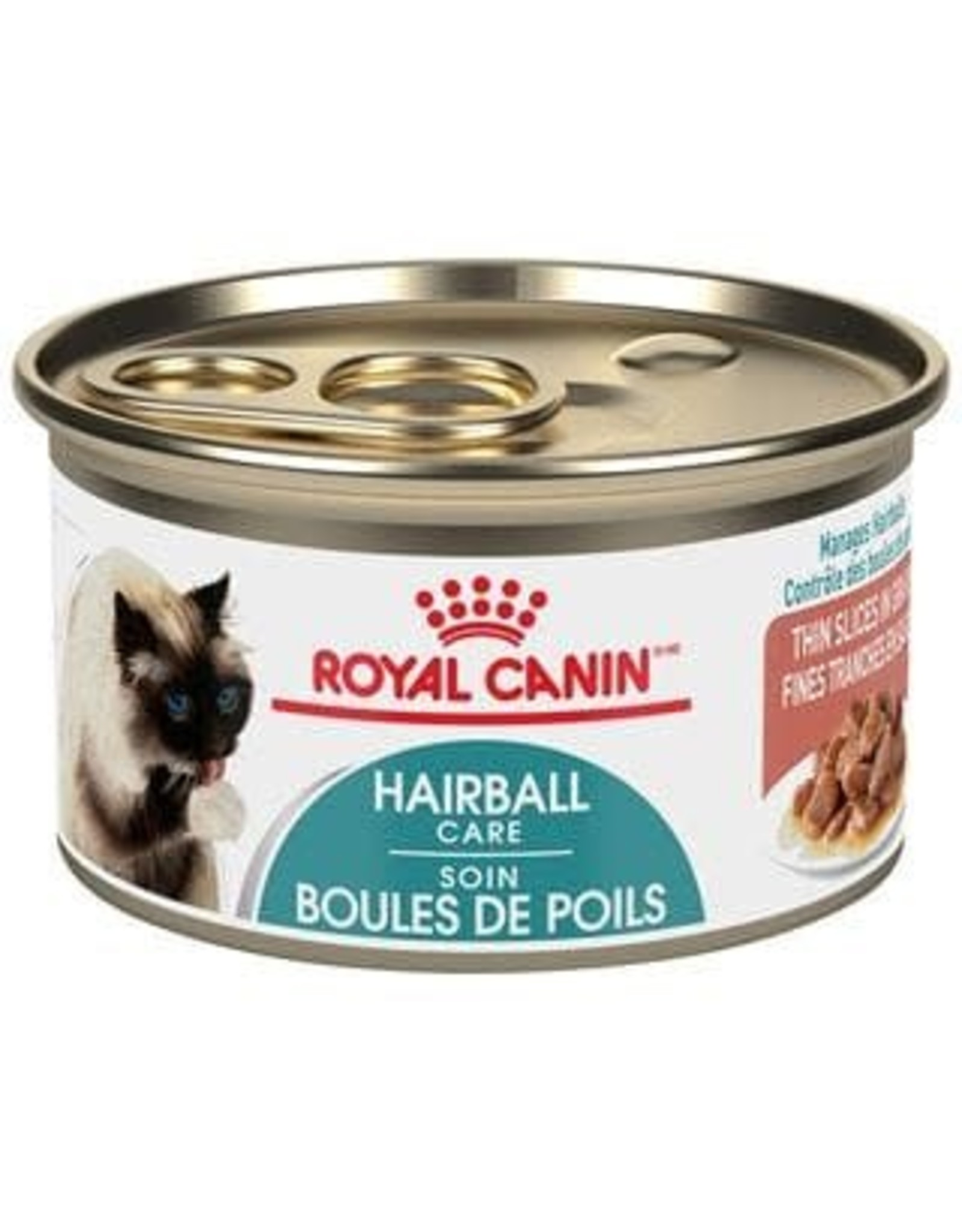 Royal Canin Royal Canin Cat - Hairball thin slices in gravy 3oz