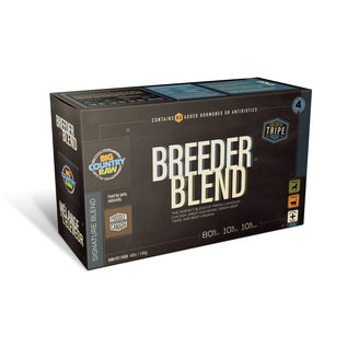 Big Country Raw Big Country Raw - Breeder Blend 4lb