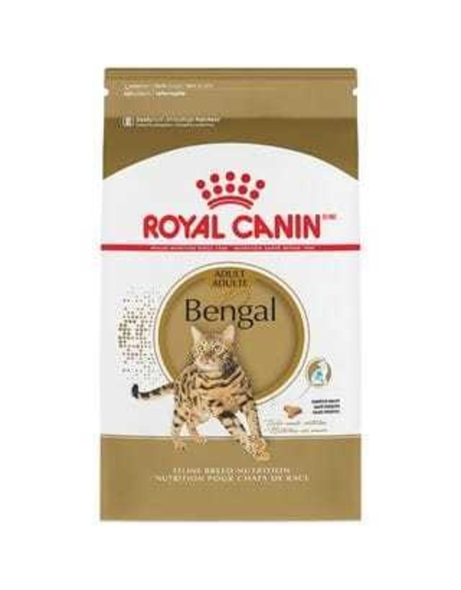 Royal Canin Royal Canin Cat - Breed Bengal 7lb